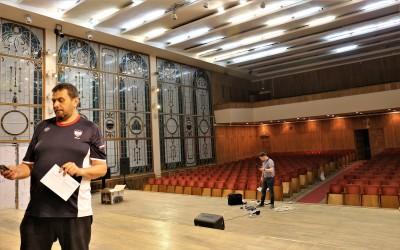 Проектирование органного зала в Краснодаре